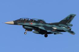 Menokkuさんが、岐阜基地で撮影した航空自衛隊 F-2Bの航空フォト(飛行機 写真・画像)