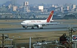 Gambardierさんが、伊丹空港で撮影したエア・インディア A310-304の航空フォト(飛行機 写真・画像)