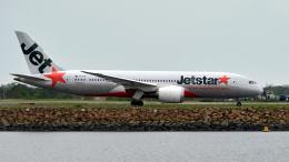 FlyingMonkeyさんが、シドニー国際空港で撮影したジェットスター 787-8 Dreamlinerの航空フォト(飛行機 写真・画像)
