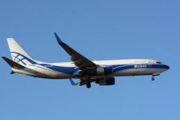 banshee02さんが、成田国際空港で撮影したアトラン・アヴィアトランス・カーゴ・エアラインズ 737-86N(BCF)の航空フォト(飛行機 写真・画像)