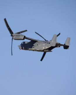 kei_takkyさんが、横田基地で撮影したアメリカ空軍 CV-22Bの航空フォト(飛行機 写真・画像)