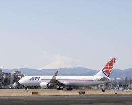 kei_takkyさんが、横田基地で撮影したエア・トランスポート・インターナショナル 767-323/ER(BDSF)の航空フォト(飛行機 写真・画像)