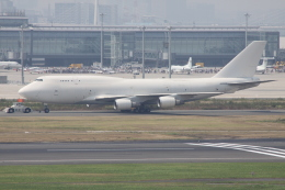 kahluamilkさんが、羽田空港で撮影した日本航空 747-446(BCF)の航空フォト(飛行機 写真・画像)