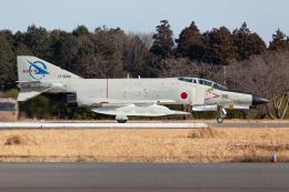 (新)ふぁんとむ改さんが、茨城空港で撮影した航空自衛隊 F-4EJ Phantom IIの航空フォト(飛行機 写真・画像)
