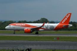 採れたてほしいもさんが、マンチェスター空港で撮影したイージージェット A320-251Nの航空フォト(飛行機 写真・画像)