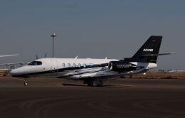 スポット110さんが、羽田空港で撮影したプライベートエア 680 Citation Sovereign+の航空フォト(飛行機 写真・画像)