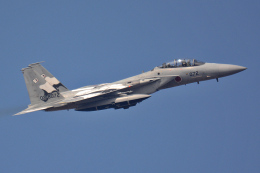航空フォト:02-8072 航空自衛隊 F-15DJ Eagle