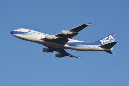 Deepさんが、成田国際空港で撮影した日本貨物航空 747-4KZF/SCDの航空フォト(飛行機 写真・画像)