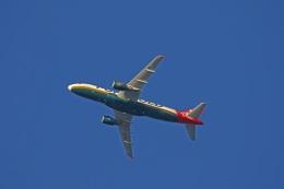 fox_samさんが、ニノイ・アキノ国際空港で撮影したフィリピン・エアアジア A320-214の航空フォト(飛行機 写真・画像)