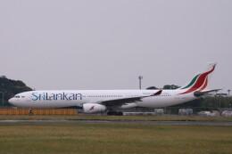 Mr.boneさんが、成田国際空港で撮影したスリランカ航空 A330-343Eの航空フォト(飛行機 写真・画像)