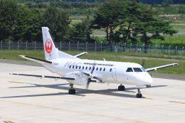 ふるちゃんさんが、三沢飛行場で撮影した北海道エアシステム 340B/Plusの航空フォト(飛行機 写真・画像)