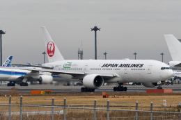 panchiさんが、成田国際空港で撮影した日本航空 777-246/ERの航空フォト(飛行機 写真・画像)