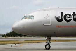 もぐ3さんが、那覇空港で撮影したジェットスター・ジャパン A320-232の航空フォト(飛行機 写真・画像)
