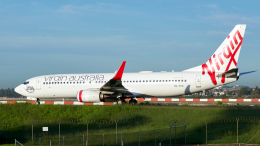 FlyingMonkeyさんが、シドニー国際空港で撮影したヴァージン・オーストラリア 737-8FEの航空フォト(飛行機 写真・画像)