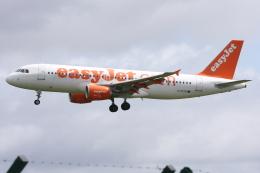航空フォト:G-EZTD イージージェット A320