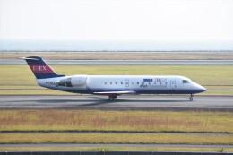 kumagorouさんが、大分空港で撮影したアイベックスエアラインズ CL-600-2B19 Regional Jet CRJ-200ERの航空フォト(飛行機 写真・画像)