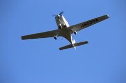 EosR2さんが、鹿児島空港で撮影した日本個人所有 SR20の航空フォト(飛行機 写真・画像)