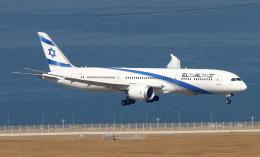 香港国際空港 - Hong Kong International Airport [HKG/VHHH]で撮影されたエル・アル航空 - El Al Israel Airlines [LY/ELY]の航空機写真