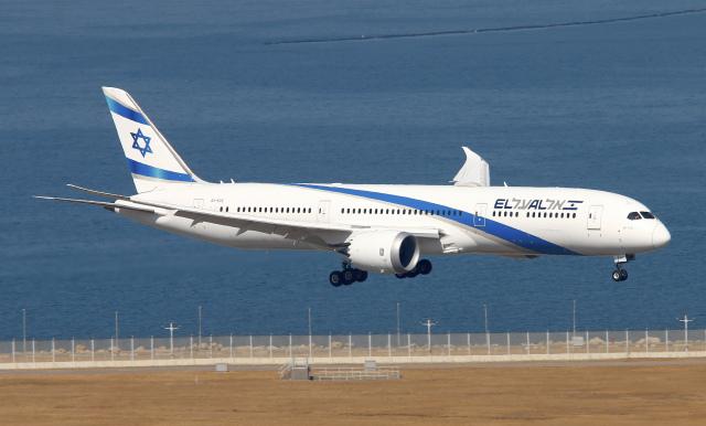 2021年02月07日に撮影されたエル・アル航空の航空機写真