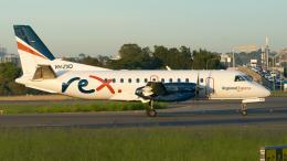 FlyingMonkeyさんが、シドニー国際空港で撮影したリージョナル・エクスプレス 340B/Plusの航空フォト(飛行機 写真・画像)