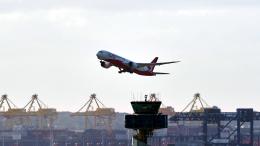FlyingMonkeyさんが、シドニー国際空港で撮影したカンタス航空 787-9の航空フォト(飛行機 写真・画像)