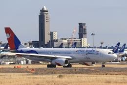 anyongさんが、成田国際空港で撮影したネパール航空 A330-243の航空フォト(飛行機 写真・画像)