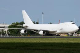 Hariboさんが、アムステルダム・スキポール国際空港で撮影したアトラス航空 747-228F/SCDの航空フォト(飛行機 写真・画像)