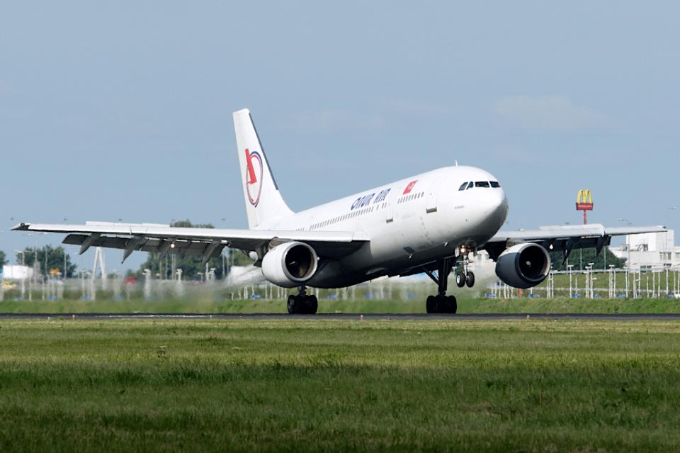 Hariboさんのオヌール・エア Airbus A300B4 (TC-ONT) 航空フォト
