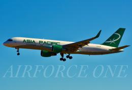AIRFORCE ONEさんが、成田国際空港で撮影したアジア・パシフィック・エアラインズ 757-29J(PCF)の航空フォト(飛行機 写真・画像)
