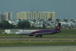 しかばねさんが、タンソンニャット国際空港で撮影したカンボジア・アンコール航空 A321-231の航空フォト(飛行機 写真・画像)