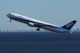いんちゃんさんが、羽田空港で撮影した全日空 767-381/ERの航空フォト(飛行機 写真・画像)