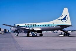 パール大山さんが、ハーツフィールド・ジャクソン・アトランタ国際空港で撮影したリパブリック・エアラインズ 580の航空フォト(飛行機 写真・画像)