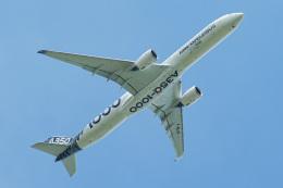 singapore346さんが、トゥールーズ・ブラニャック空港で撮影したエアバス A350-1041の航空フォト(飛行機 写真・画像)