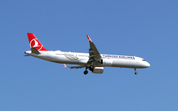 spottingvehicleさんが、イスタンブール空港で撮影したターキッシュ・エアラインズ A321-271NXの航空フォト(飛行機 写真・画像)