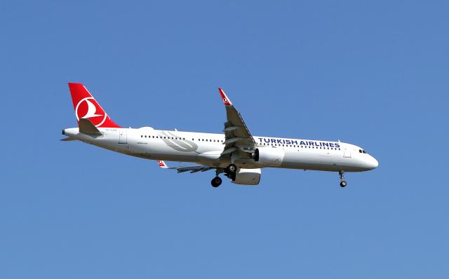 イスタンブール空港 - Istanbul Airport [IST/LTFM]で撮影されたイスタンブール空港 - Istanbul Airport [IST/LTFM]の航空機写真(フォト・画像)