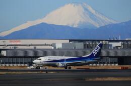 VIPERさんが、羽田空港で撮影した全日空 737-54Kの航空フォト(飛行機 写真・画像)