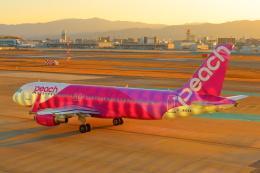 福岡空港 - Fukuoka Airport [FUK/RJFF]で撮影されたピーチ - Peach [MM/APJ]の航空機写真