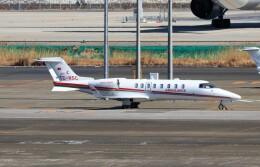 ハム太郎。さんが、羽田空港で撮影したレッドスター・アビエーション 45XRの航空フォト(飛行機 写真・画像)