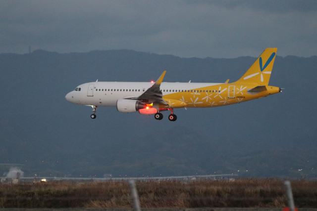 89Xさんが、関西国際空港で撮影したピーチ A320-214の航空フォト(飛行機 写真・画像)