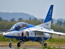 こつぽんさんが、松島基地で撮影した航空自衛隊 T-4の航空フォト(飛行機 写真・画像)