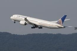 TAOTAOさんが、仁川国際空港で撮影したユナイテッド航空 787-9の航空フォト(飛行機 写真・画像)