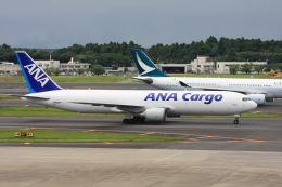 wunalaさんが、成田国際空港で撮影した全日空 767-381F/ERの航空フォト(飛行機 写真・画像)