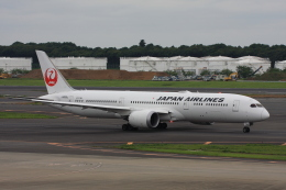 wunalaさんが、成田国際空港で撮影した日本航空 787-9の航空フォト(飛行機 写真・画像)