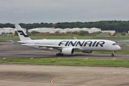 wunalaさんが、成田国際空港で撮影したフィンエアー A350-941の航空フォト(飛行機 写真・画像)