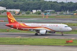 wunalaさんが、成田国際空港で撮影した香港航空 A320-214の航空フォト(飛行機 写真・画像)