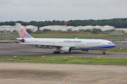 wunalaさんが、成田国際空港で撮影したチャイナエアライン A330-302の航空フォト(飛行機 写真・画像)