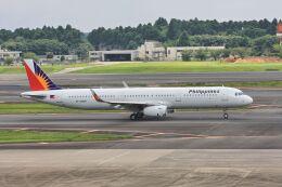wunalaさんが、成田国際空港で撮影したフィリピン航空 A321-231の航空フォト(飛行機 写真・画像)