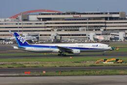 wunalaさんが、羽田空港で撮影した全日空 777-381の航空フォト(飛行機 写真・画像)