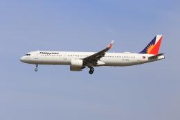 aki241012さんが、福岡空港で撮影したフィリピン航空 A321-271Nの航空フォト(飛行機 写真・画像)