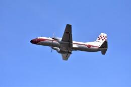 RyuRyu1212さんが、立川飛行場で撮影した航空自衛隊 YS-11-103FCの航空フォト(飛行機 写真・画像)
